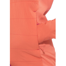 Patagonia Nano-Air Light Hybrid Jacket Women Carve Coral
